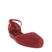 Marc By Marc Jacobs Surf Jelly Red Sandals, Size US 7/EU 38 - $60.76
