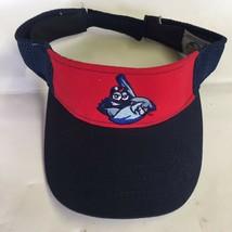 Allstate Adult Sun Visor Promotional Adventures Black Red Cap Unisex One... - $9.84