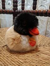 Steiff Waggi Duck 073977 1997 Squeaker IDS - $139.90