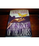 1ST PRINTING HARDCOVER The Silence of the Lambs by Thomas Harris (1988) - $28.95