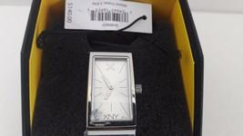 XNY Watch Women's City Chic Stainless Steel Bangle Bracelet Watch - $19.79