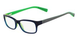 Authentic Nike Eyeglasses 5513 325 Dark Sea Mineral Teal Frames 47MM Rx-... - $53.45