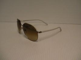 Original Tom Ford Sonnenbrille Unisex Silvano TF112 32N Elfenbein Nett Stil - $209.85