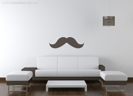 It's not the size of your 'stache that matters... - $12.95