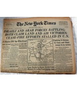 The New York Times June 6, 1967 - $6.95