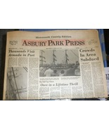 Asbury Park Press July 6, 1976 - $4.00