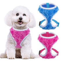 Cute Dog Harness Adjustable Breathable Mesh Pet Puppy Harness Vest For S... - $15.00