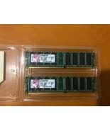 Kingston KTH-D530/512 2 Modules 512MB DDR 400mhz PC3200 CL3 Memory RAM - $8.90