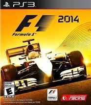 F1 2014 (Formula 1) - PlayStation 3 [video game] - $24.17