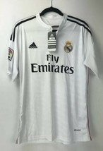 Real Madrid C.F. Soccer Jersey Shirt Adidas Fly Emirates LFP Football Sz... - €35,18 EUR