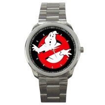 NEW Ghosbusters Custom Sport Metal Men Watch  - $15.00
