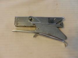 Arrow P-22 Silver Chrome Hand Held Stapler for 1/4 or 5/16 Staples - $22.28