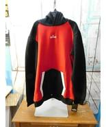 NWT SPALDING BLACK BOY'S JOGGING ATHLETIC Hooded Pullover Sz M Medium (1... - $14.84