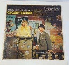 1958 CROSBY-CLOONEY Fancy Meeting You Here Record Album LPM 1854  - £15.62 GBP