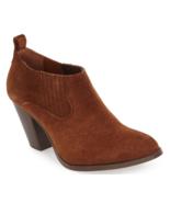 Frye Ilana Slip-On Bootie Size 6.5 Cashew ✨RT $278 - $2.659,93 MXN