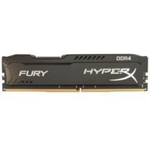 Kingston Memory HX426C15FBK2/8 8GB DDR4 2666 Unbuffered HyperX 2x4GB Fur... - $79.43