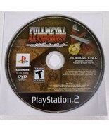 Full Metal Alchemist And The Broken Angel Playstation 2 PS2 Game Disc Only - $14.01