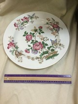 """Vintage Wedgwood Charnwood Multicolored Floral 13 1/4"""" Round Platter - W... - $47.41"""