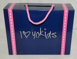 I Love Yo Kids AVA 92T Girls Fringe Boot Black Zip Up Size Five image 9
