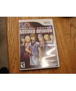 Trauma Center: Second Opinion (Nintendo Wii, 2006) *Complete* - $11.78