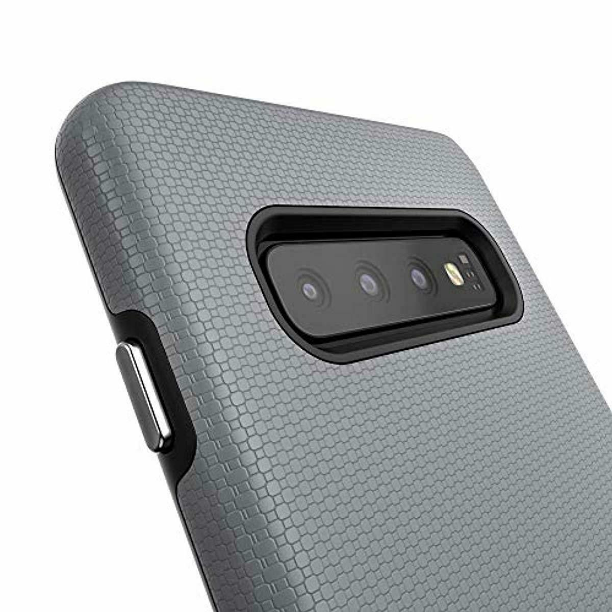 Crave Crave Dual Guard Protection Series Case for Samsung Galaxy S10 Slate New