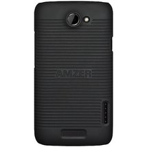 Amzer Snap On Case for HTC One X / One X Plus - Black - $11.83