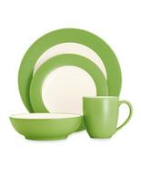 Bed_bath_and_beyond_noritaki_apple_color_4_piece_dinnerware_set_round_thumbtall