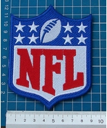 NFL logo football superbowl patch sew on embroidery - $19.00