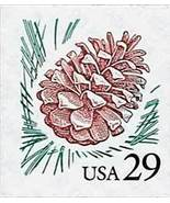 1993 29c Pine Cone Scott 2491 Mint F/VF NH - €1,22 EUR