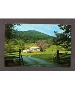Vintage Postcard 1985 Graves Mountain Lodge Syria VA Virginia 1980s - $4.99