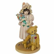 Jan Hagara figurine signature collection Legacy Series Rebecca teddy bea... - $59.35