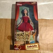 2007 Disney High School Musical Gabriella Doll Original Movie New - $29.99