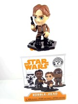 Solo Star Wars Story Movie Funko bobblehead Mystery Minis Han Solo NEW - $4.95