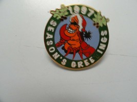 Disney Season's Greeting Pin - 1997 - 116 - $15.00