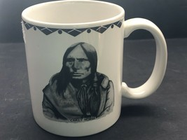 Running Horse Mug Native American Series Crazy Horse Chief, Utah, USA - $14.85
