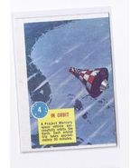 Popsicle Space Card #4 In Orbit - $7.61