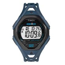 Timex IRONMAN® Sleek 30 Full-Size Watch - Blue - $58.09