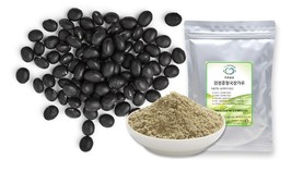 100% Natural Black Soybean Natto Powder Fermented Food Vitamin K2 300g  - $35.17