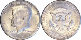 1965 Kennedy Half Dollar Combined Shipping CP2002 - $9.75