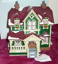 Deparment 56 Snow Village Hartford House 54367 Box Dept - $42.07