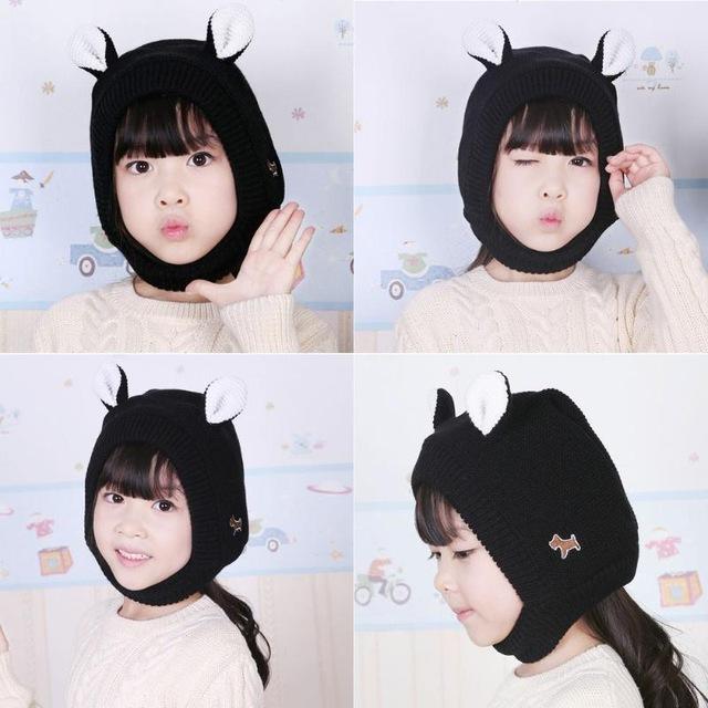 baby hat thicken children cute cartoon ears crochet knitted caps warm kids  boy girl.jpg 01e067872f03