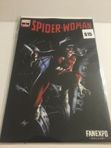 2020 Marvel Dallas Fan Expo Spider-Woman Variant #1 Comic Book - $14.95