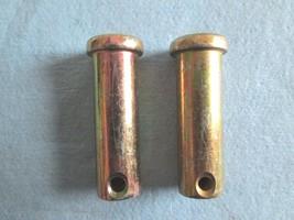 "5025328X12SM,  Ferris,  Clevis Pin (1/2"" X 1 1/2"") 1/8"" Pin, Quantity=2 - $3.49"