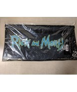 New Loot Crate DX Exclusive Rick and Morty Portal Picnic Blanket - $18.61