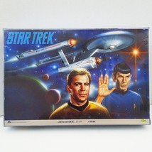 Vintage Star Trek The Game Limited Collector's Edition Board Game New & Sealed - $49.17