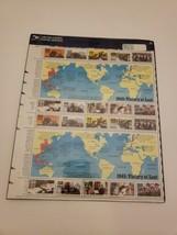 USPS WORLD WAR II Stamp Sheet 1945: Victory at Last 5505P New - $7.83