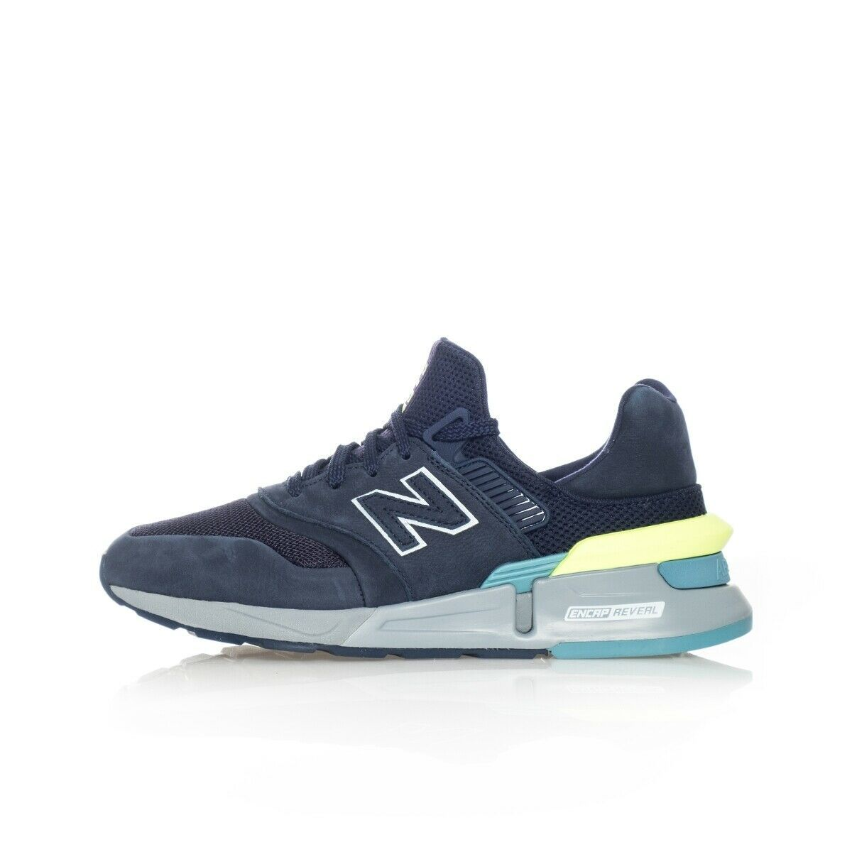 MAN NEW BALANCE 997 LIFESTYLE MS997HF SNEAKERS MAN CASUAL SHOES SNKRSROOM BLUE