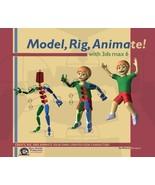 Model, Rig, Animate! with 3ds max 6 [Nov 01, 2003] Bousquet, Michele - $9.89