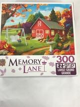 Masterpieces Memory Lane Harvest Breeze 300  Ez-grip large- Grand/ Grande Puzzle - $9.80