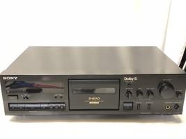 SONY TC-K700S cassette deck  - $396.00